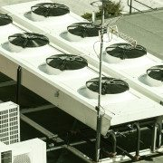 Cooling Tower for a large office building.