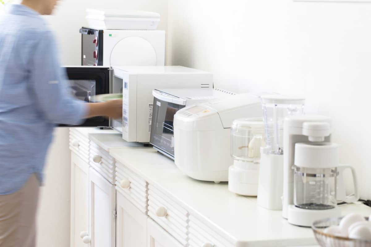 Kitchen cooking appliances - Walker Reid Strategies